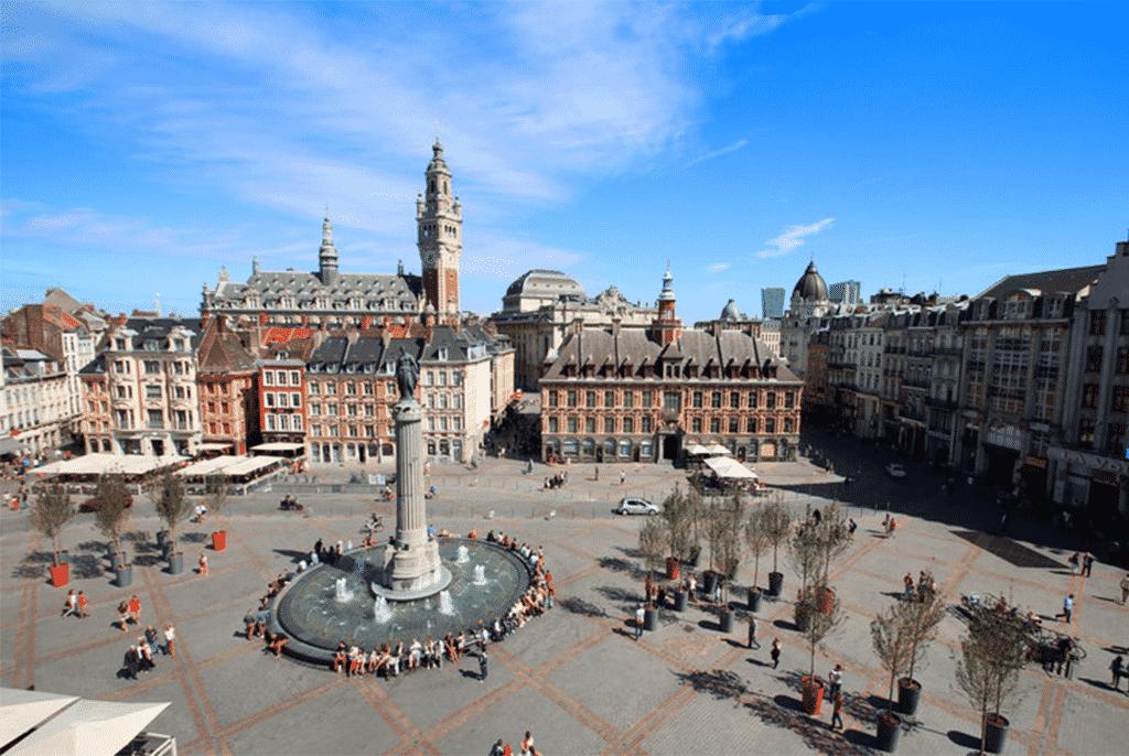 Lille centre